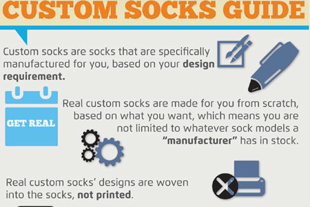 Custom Socks Guide