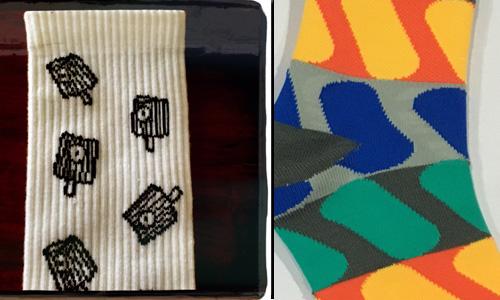 Custom All Over Socks