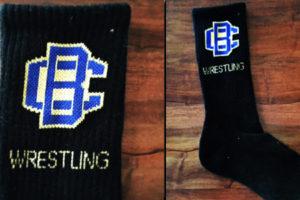 Wrestling Socks Made for Wrestling Association