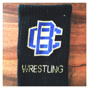 Custom Wrestling Sock