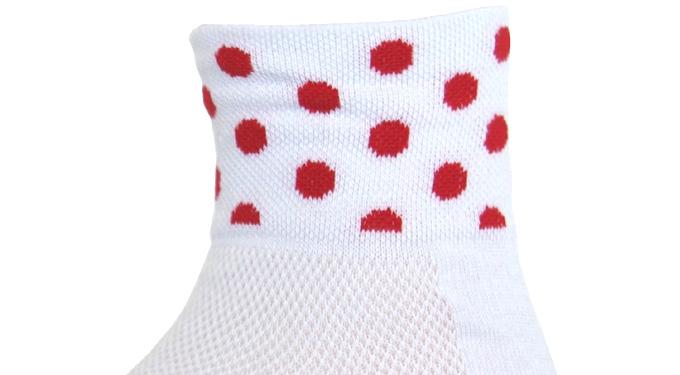 Custom Polka Dot Socks